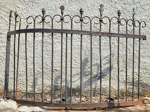 Iron Fencing 003