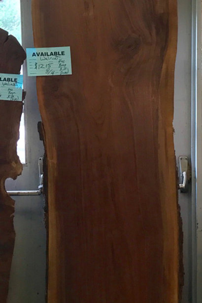 Black Walnut Slab 002