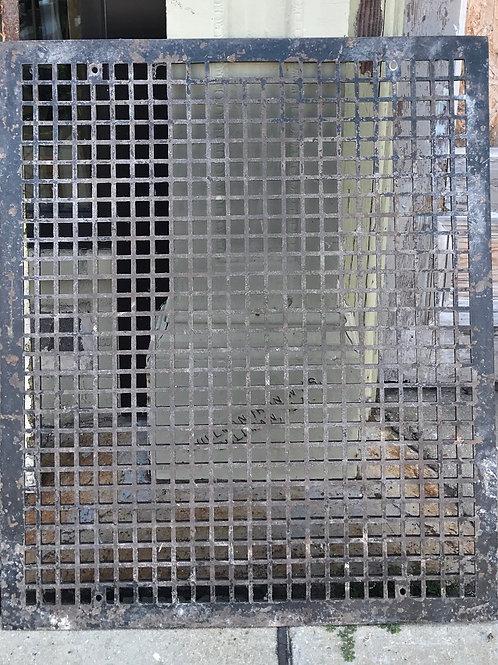 Iron Grate 003