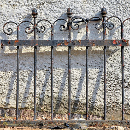 Iron Fencing 004