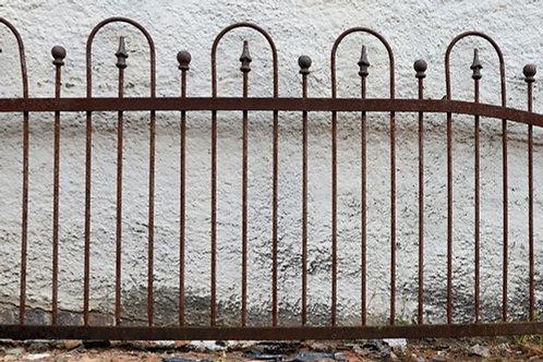 Iron Fencing 013