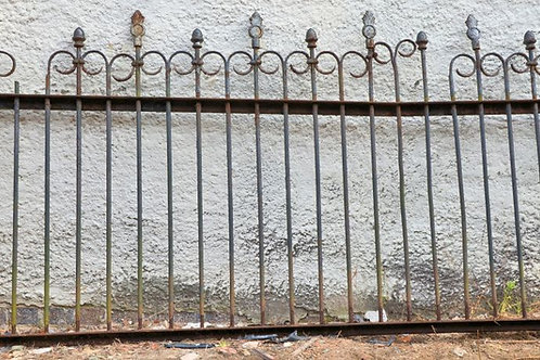 Iron Fencing 014