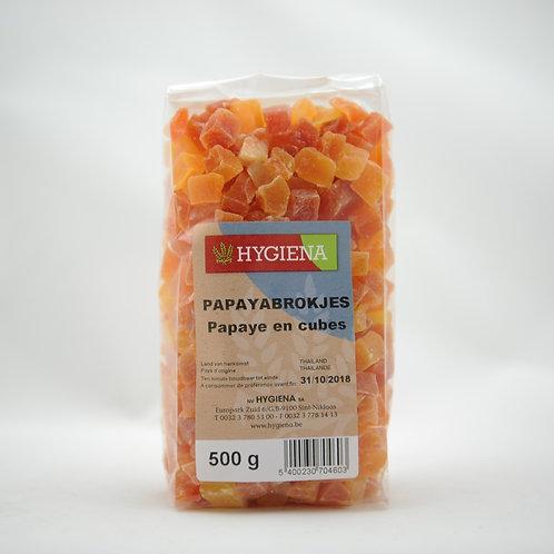 Papayabrokjes
