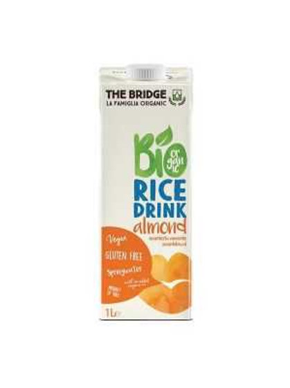 Rice drink amandel