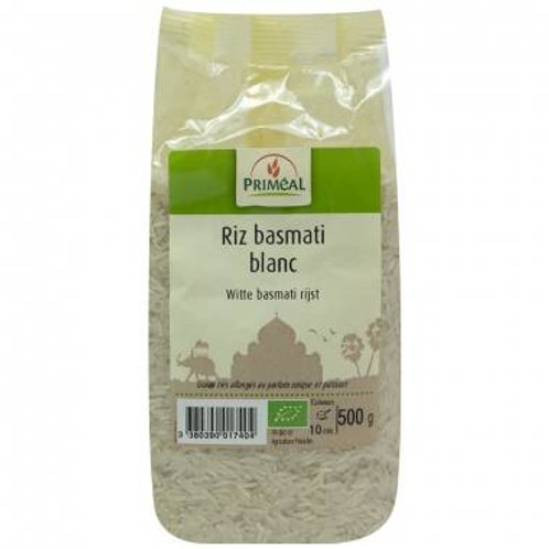 Witte rijst basmati