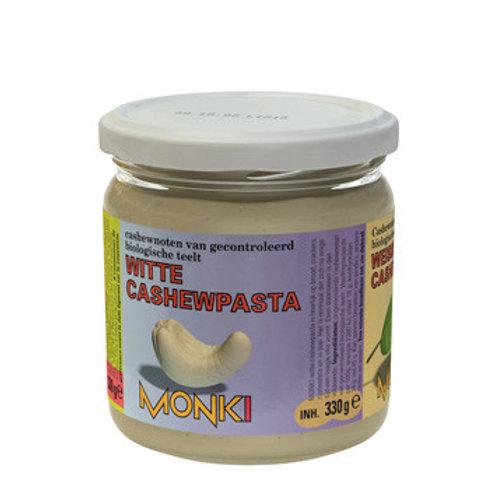 Witte cashewpasta