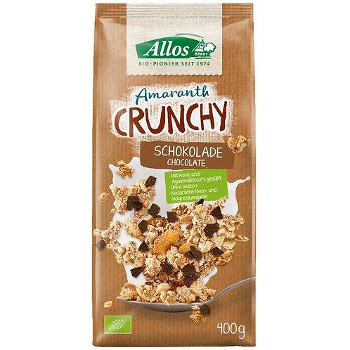 Crunchy chocolat