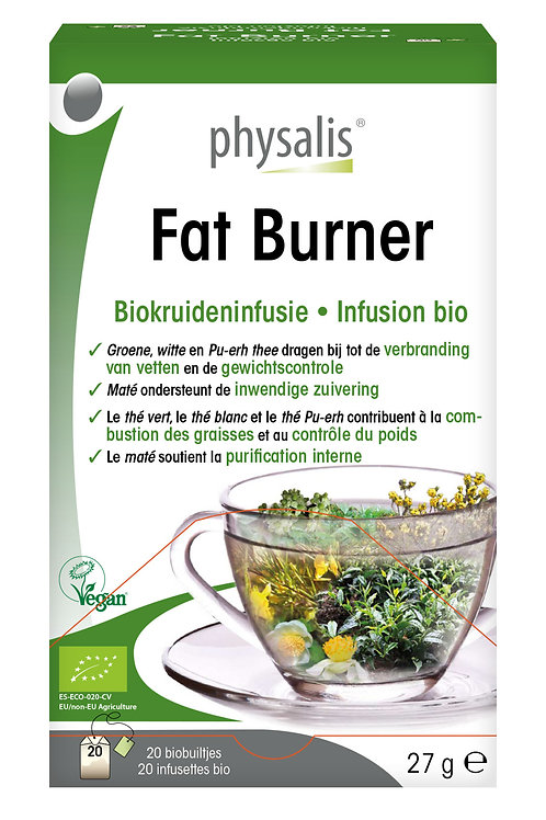 Fat Burner Infusie
