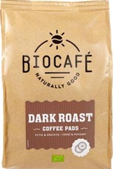 Cafe dark roast pads