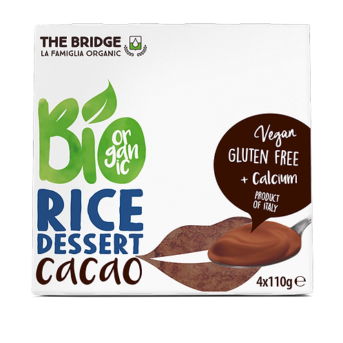 Rijstdessert cacao