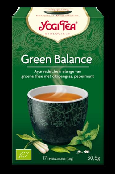 Green balance thee