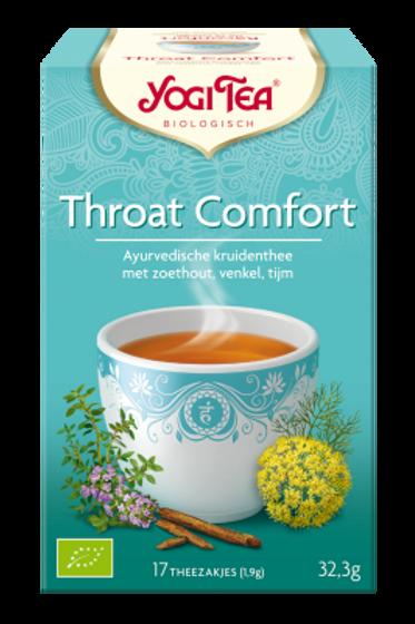 Throat comfort thee