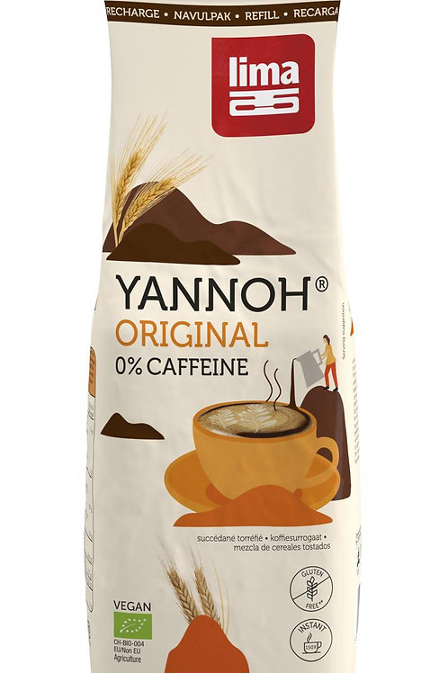 Yannoh Original instant granenkoffie navulling