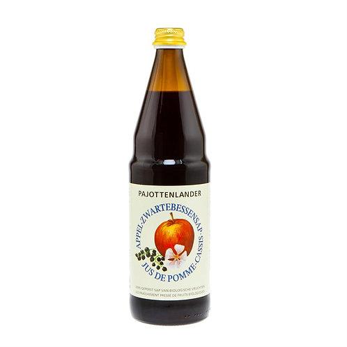 Appel-zwarte bessap
