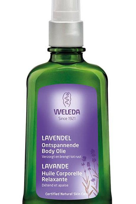 Lavendel huidolie