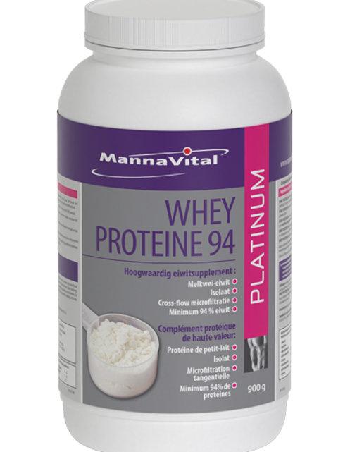 Whey Proteines