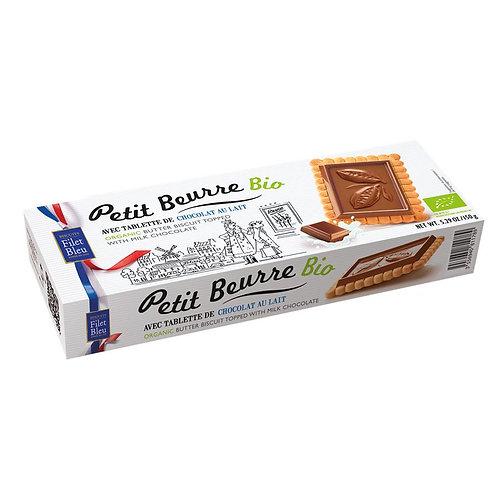Petit beurre melkchocolade