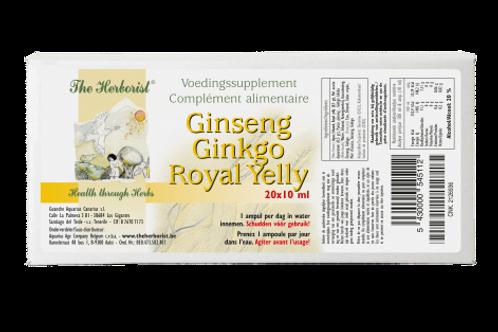 Ginseng ginkgo royal