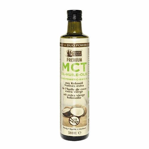 MCT olie C8 & C10 Premium