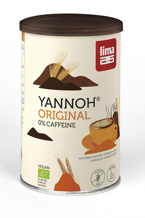 Yannoh Original instant granenkoffie
