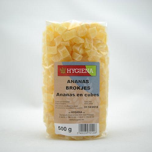 Ananasbrokjes