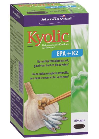Kyolic EPA Plus