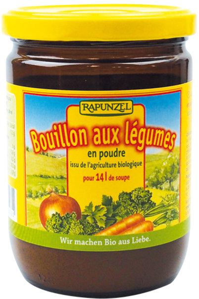 Veggie bouillon