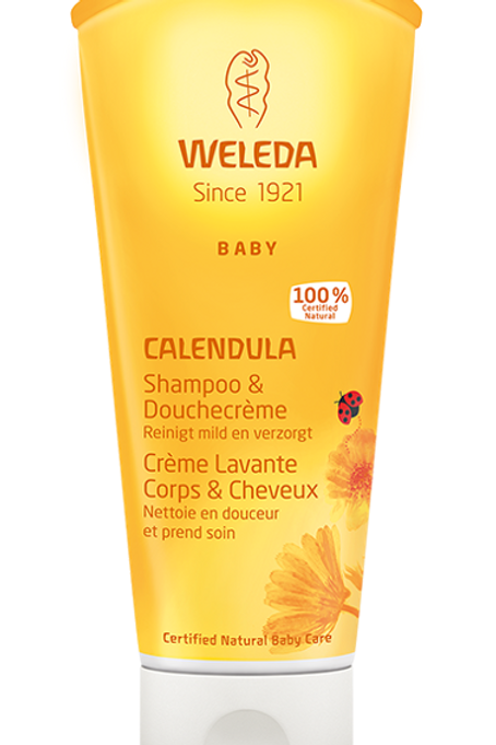Calendula shampoo & douche
