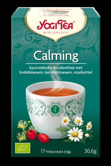 Calming thee