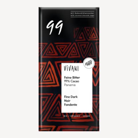 Dark 99% cacao