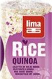 Rijstwafel quinoa