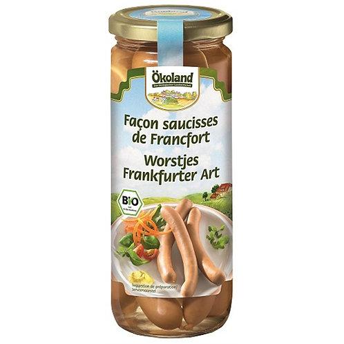 Frankfurter worsten