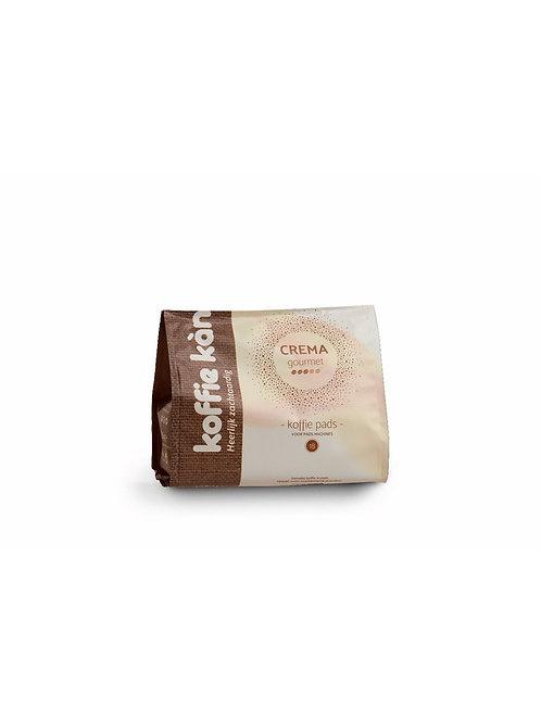 Crema gourmet pads