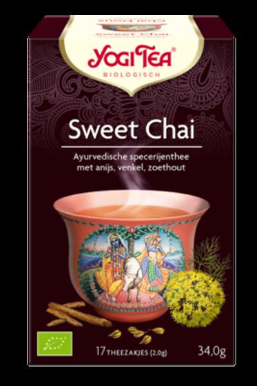 Sweet chai thee