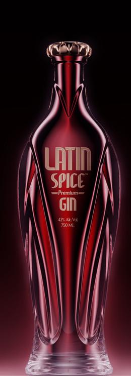 Latin Spice bottle Solo