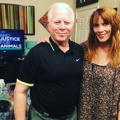 Animal welfare attorney and hero to the elephants, David Casselman