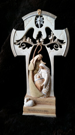 Holy Family Legacy of Love - by Kim Lawarence