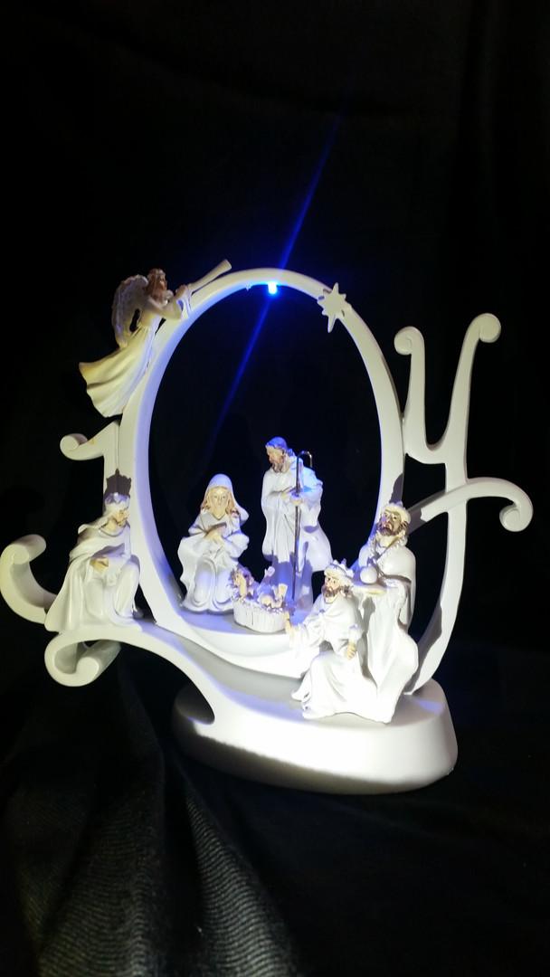 Epiphany Joy in White!