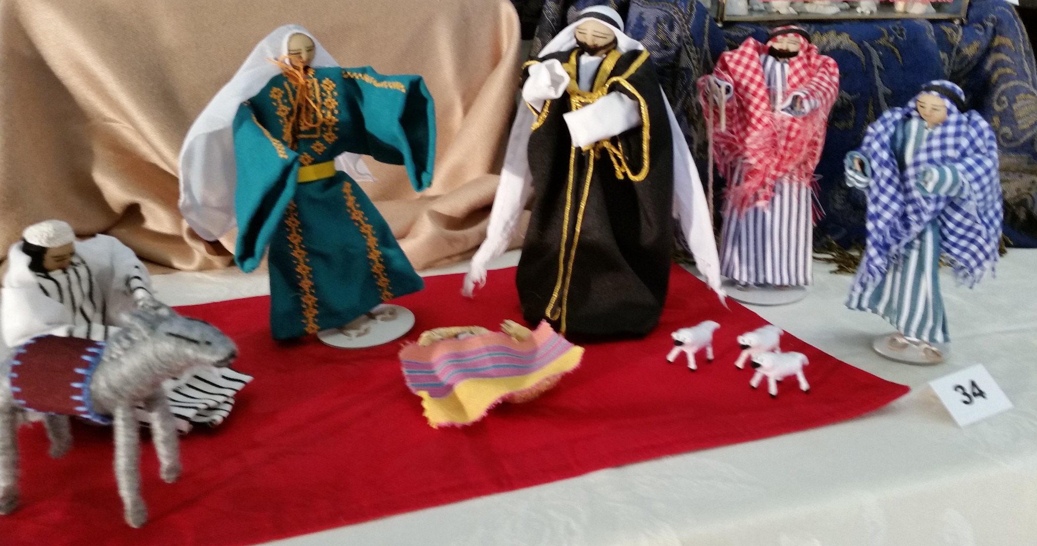 The Higginbothams: Palestinian Nativity (2012)