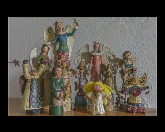 Cathy Gero: Throng of Heralding Angels