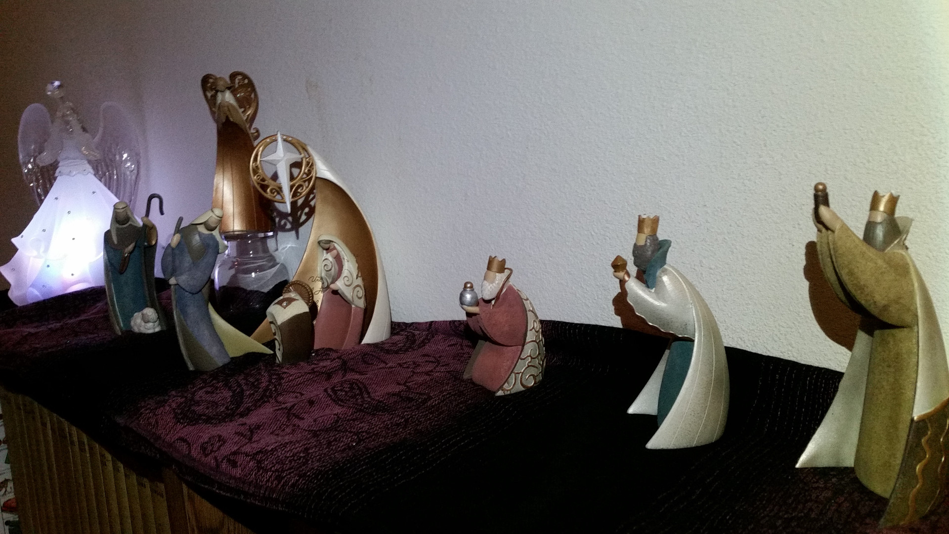 The Higginbothams: Contemporary Nativity (2011)