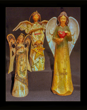 Cathy Gero: Angels Trio