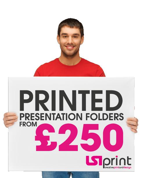 Printed Folders Leeds