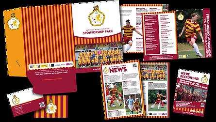 Sponserhip pack design