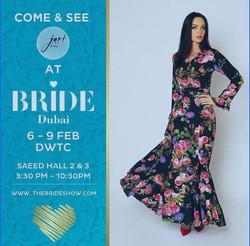 Bride Dubai 2019
