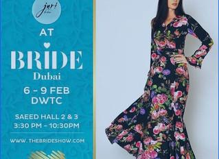 Bride DUBAI 2019 جوري تشارك فى معرض عروس دبي ٢٠١٩