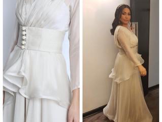 The Iconic Sherine Abdel-Wahab dress from Juri Fashion