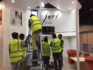Juri Fashion at BRIDE Dubai 2017