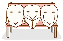 はた矯正歯科|抜歯矯正後の綺麗になった歯並び
