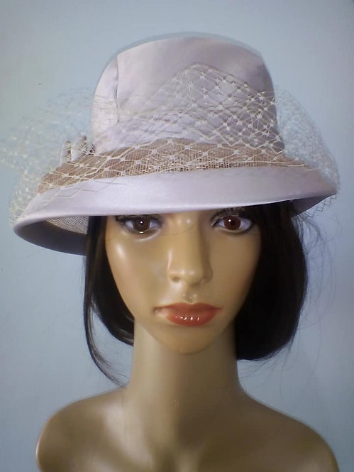 Tan picture hat